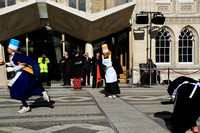 11th Interlivery Pancake Race - 2015